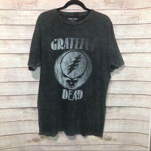 Lucky Brand x Junk Food | Grateful Dead Band Shirt